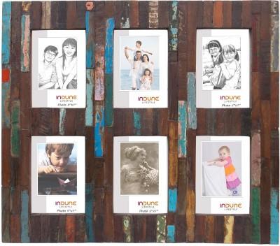 Indune Lifestyle Wood Photo Frame