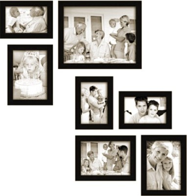 JMD Arts MDF, Glass Photo Frame