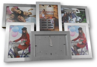 Sudesh Decor Silver-plated Photo Frame