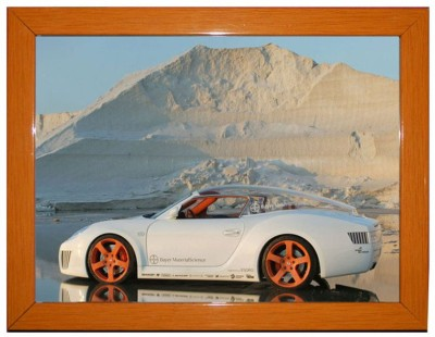 Laxmi Glass & Mirrors Glass Photo Frame