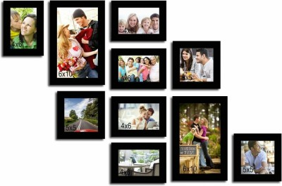 Urban Monk Creations Wood Photo Frame