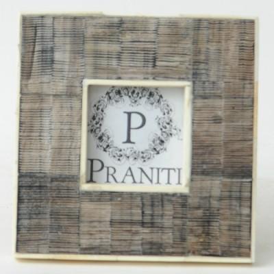 Praniti Wood Photo Frame