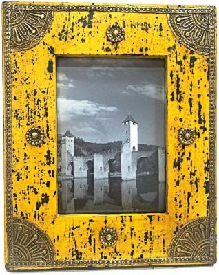 MohanJodero Wood, Glass Photo Frame