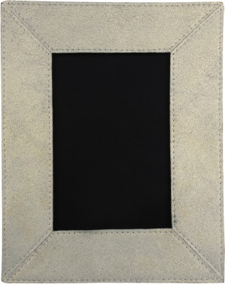 The Decor mart Leatherette Photo Frame