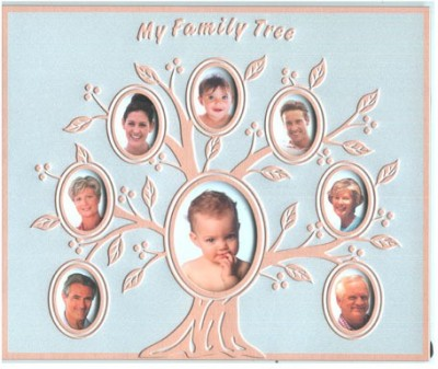 Treta Silver-plated Photo Frame
