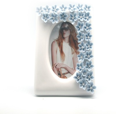 Just For Decor Glass Photo Frame