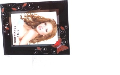 TJAR Glass Photo Frame