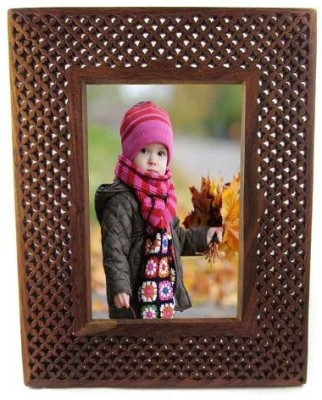 Expression Crafts Wood Photo Frame