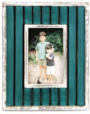 The Yellow Door Glass Photo Frame