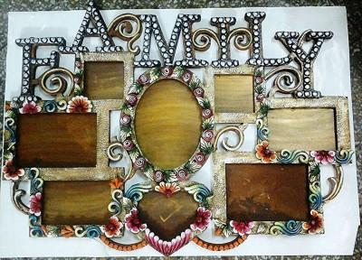 newly Wood, Ceramic Photo Frame