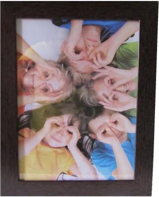 Scorpion Wood Photo Frame