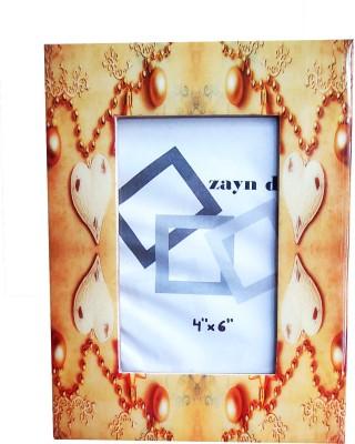 Zayn D, Wood Photo Frame