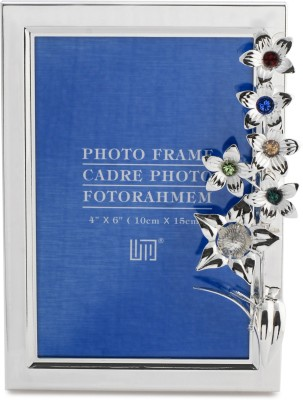 Silver Galerie Silver-plated Photo Frame