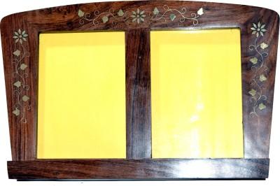 CraftyValleyEnterprises Wood Photo Frame
