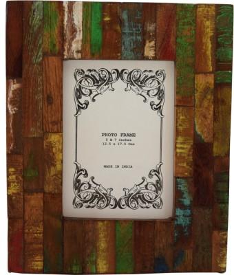 Veera's Wood Photo Frame