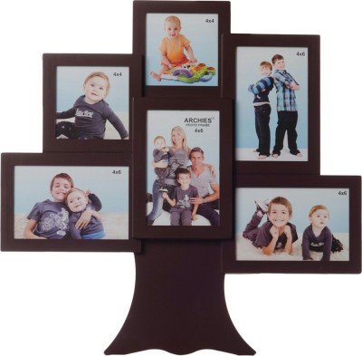 Divinecrafts Glass Photo Frame