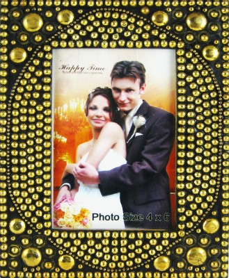 Target retail Wood Photo Frame