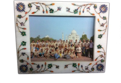 Unique Handicrafts Stoneware Photo Frame