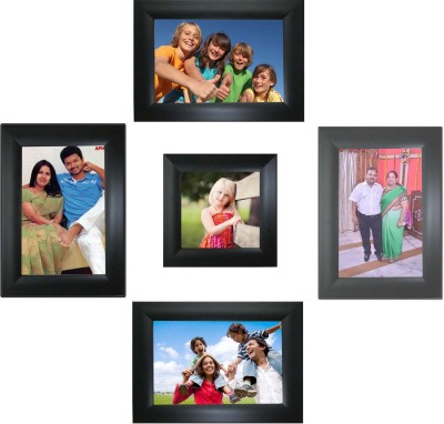 C Red Arts Wood Photo Frame