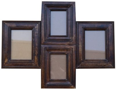 Zuniq Wood Photo Frame