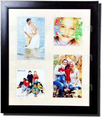 Satnaamdecor Wood Photo Frame