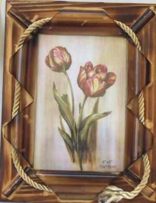 Gift Corner Wood Photo Frame