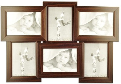 PAASH Wood Photo Frame