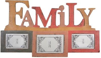 Fab Home Wood Photo Frame