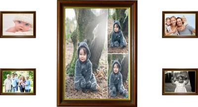 HBS Wood Photo Frame