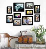 Painting Mantra Generic Photo Frame(Photo Size - 8x10, 4x6, 5x7, 10 Photos)
