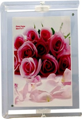 Laser Craft India Acrylic Photo Frame