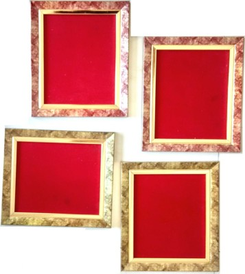 Divyakala Gold-plated Photo Frame