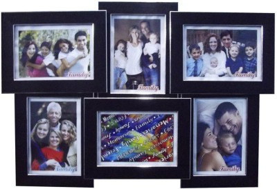 PLK Enterprises Wood Photo Frame