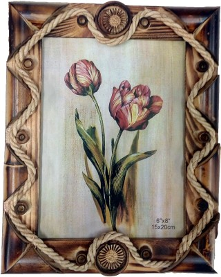 Bell Wood Photo Frame