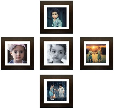 Wassupshop Wood Photo Frame