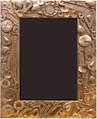 10 Am Wood Photo Frame