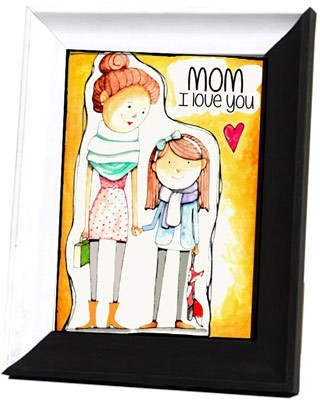 Gifts By Meeta Wood Photo Frame
