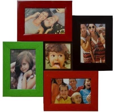 Designo Wood Photo Frame