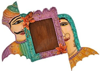 Just Crafts Wood Photo Frame