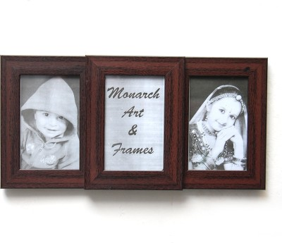 Monarch Art And Frames MDF, Glass Photo Frame