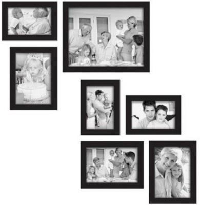 A & M Wood Photo Frame