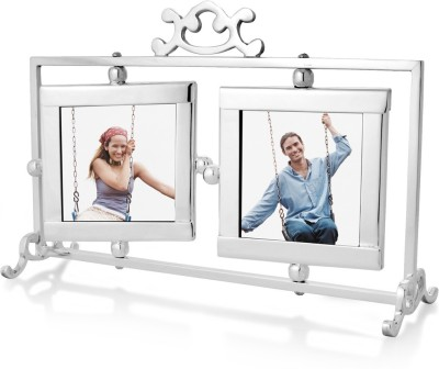 Episode Silver-plated Photo Frame