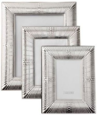 Plush Plaza Silver-plated Photo Frame