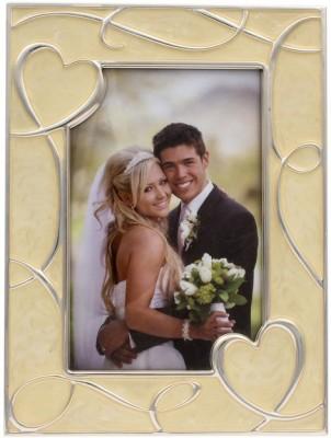 JewelandGifts Silver-plated Photo Frame