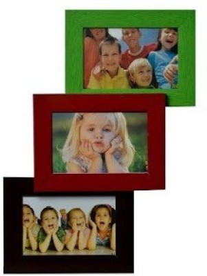 Delight Wood Photo Frame