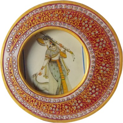krishna art Stoneware Photo Frame