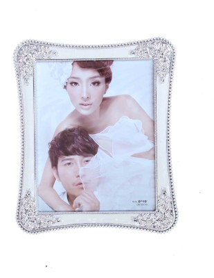 Jaibros Beautiful Carving Acrylic Photo Frame