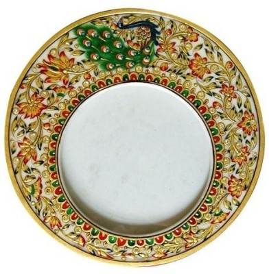 Shreeng White Marble Photo Frame