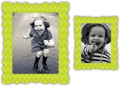 Nourish Rectangular Photo Frame Fridge Magnet