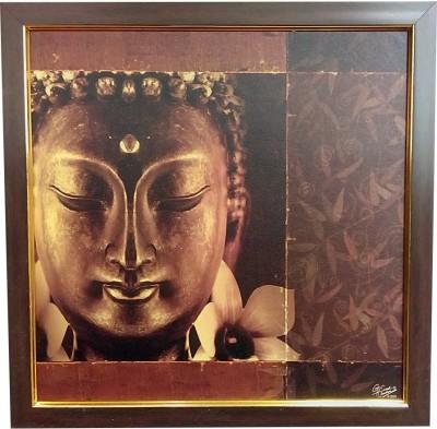 Aadi Shakti Wood Photo Frame